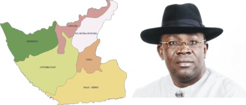 Bayelsa Decided